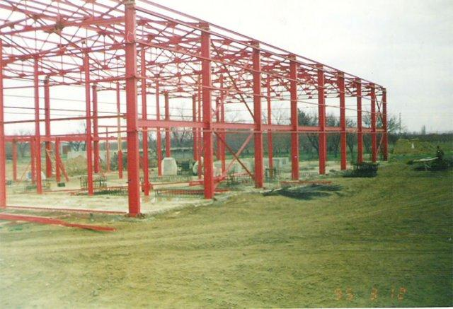 196118-Steel Construction production-Tamer Imalat San. Tic. Ltd. Sti.