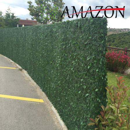 210923-Amazon Fence Wire Grass - Grass and Leaf-Telsan Wire Mesh Products and Galvanization Industries Inc.