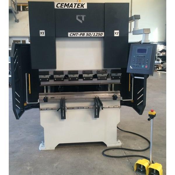 174368-CNC Hydraulic Press Brakes PB 40-Cematek Muhendislik Makina Ins.Iml. San. ve Tic. Ltd. Sti.
