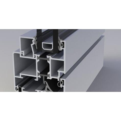 210552-S14 Insulation Joinery System-Gencer Aluminyum - Pres Aluminyum Metal Plastik Profil San. ve Tic. Ltd. Sti.
