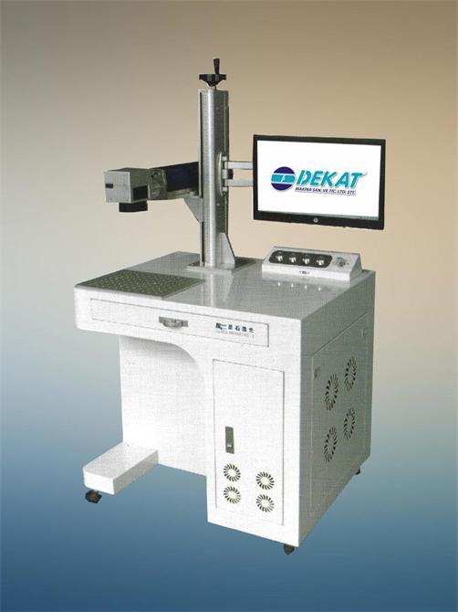 218177-20 WATT FIBER LASER MARKING MACHINE-Dekat Makina Sanayi ve Ticaret. Ltd. Sti.