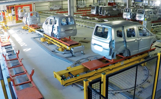 219287-Konveyör Sistemleri-Robo Otomasyon Müh. Elek. Mak. San. ve Tic. A.Ş