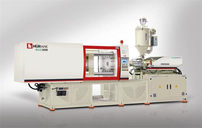 41960-ECO 300 Plastic Injection Molding Machine-Hurmak Plastik Otomotiv Makina Imalat San. ve Tic. A.S.