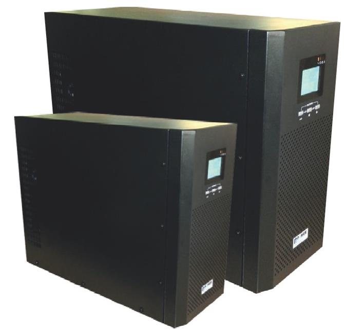 237407-1PH / 1PH 6KVA ONLINE UPS-POWER ELEKTRONİK SAN. VE TİC. A.Ş.