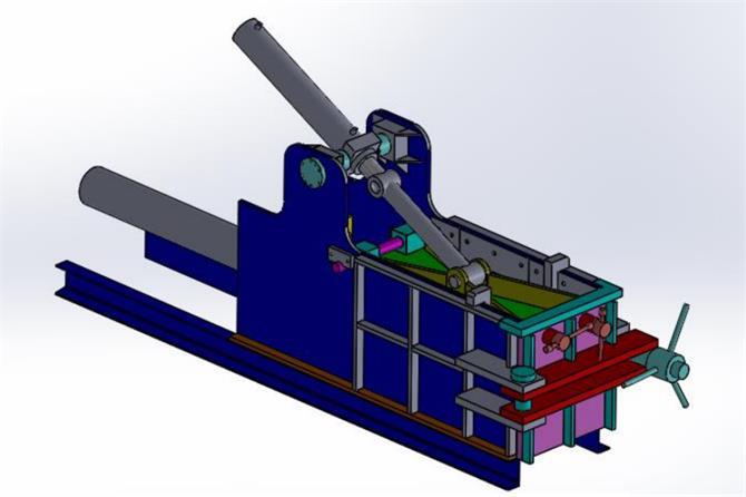 240471-Scrap Press-Arsteknik Endustriyel Muhendislik A.S.