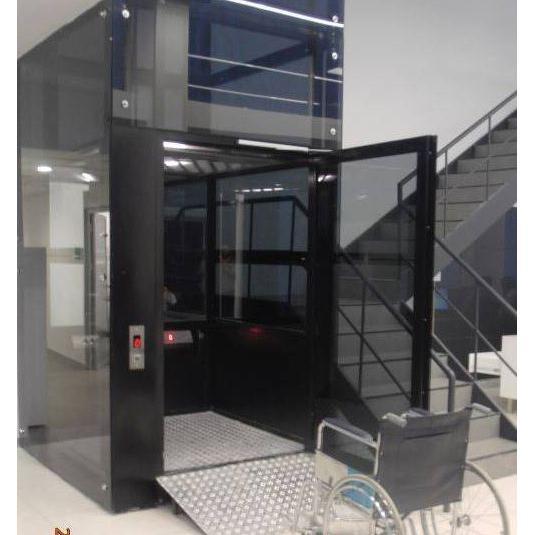 Disabled Elevator