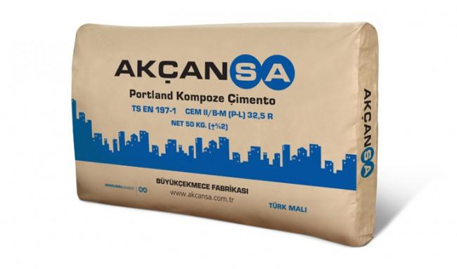 217642-Portland Composite Cement-Pimsan Hidrolik Mak. Oto. Yedek Parca Mek. Hird. Ins. Iml. San. ve Tic. Ltd. Sti.