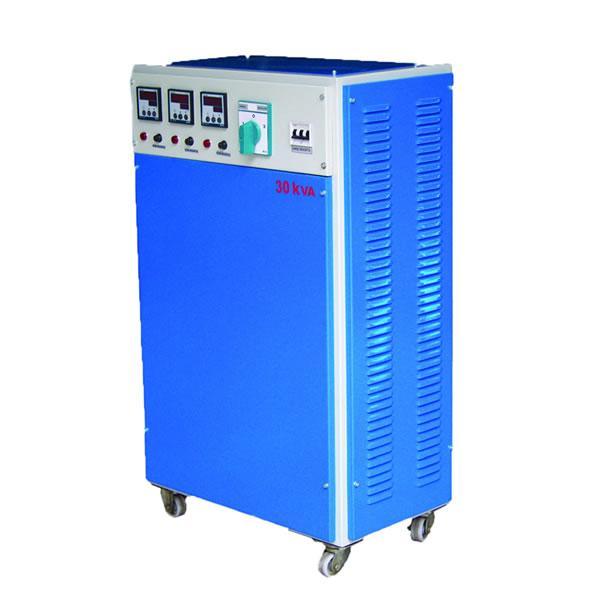 69068-Servo Voltage Regulator-Gunduz Trafo Elektrik Makinalari ve Turizm San.Tic. Ltd. Sti.
