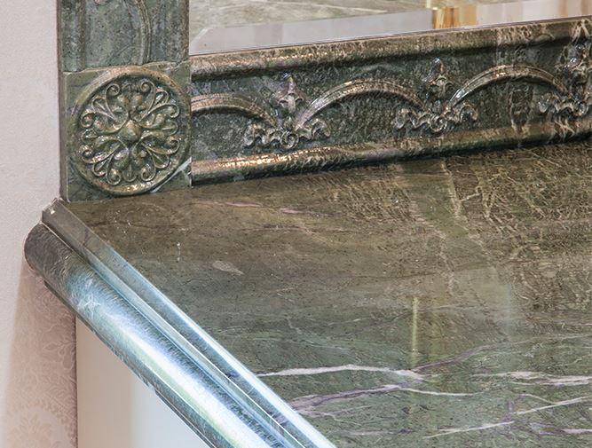 216477-Green Marble-Alkan Marble ve Granite Inc.