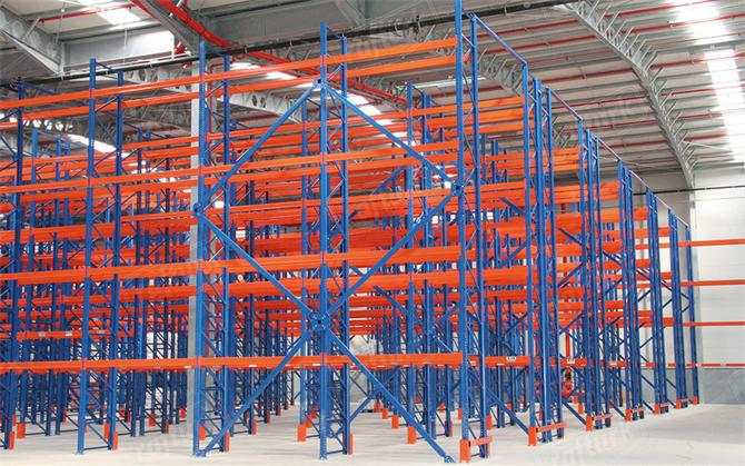 205628-Warehouse Shelving-Eren Celik Ahsap ve Metal Moble San. ve Tic. Ltd. Sti.