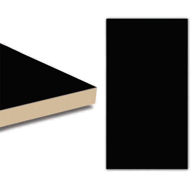216577-Glossy Black Panel - PVC-Kocsan Ahsap Profil Mobilya ve Ins. San. Tic. Ltd. Sti.