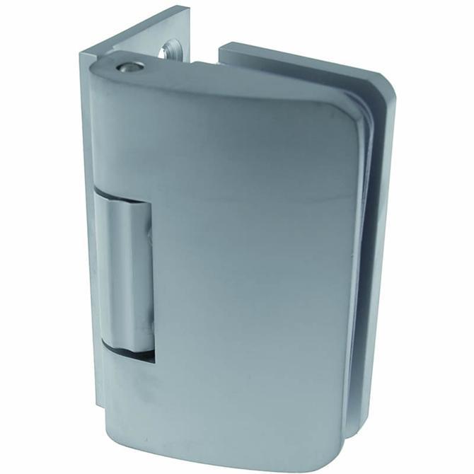 213690-856 Series Clicking Shower Hinge-BM Glass Hardware
