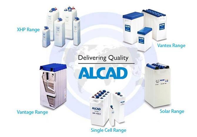 237476-ALCAD Ni-Cd batteries-POWER ELEKTRONİK SAN. VE TİC. A.Ş.