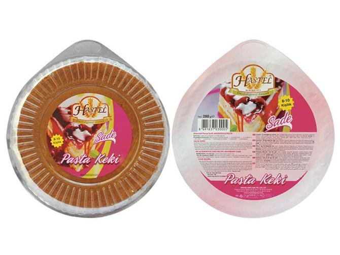 63297-Ready Plain Cake ©-Hastel Gida San. Tic. Ltd. Sti.