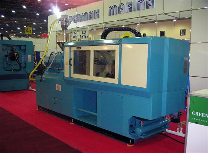 3773-200 ton injection molding machine-Permak Makina ve Kalip San. Tic. Ltd. Sti