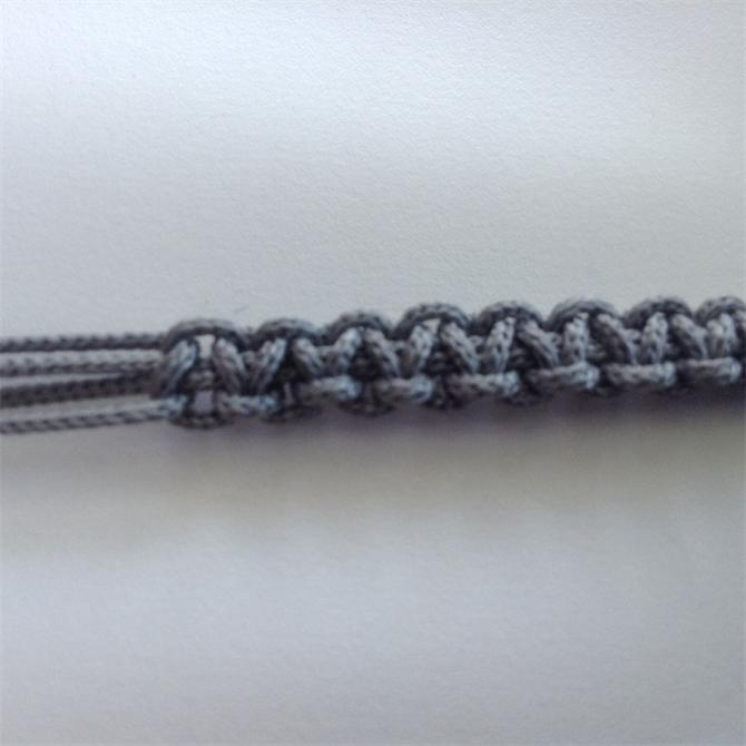 53314-Knitting yarn bracelet-STOK GLOBAL