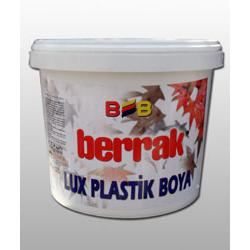 184269-Clear Luxury Plastic Paint-Berrak Boya Ve Kimya San Tic As.