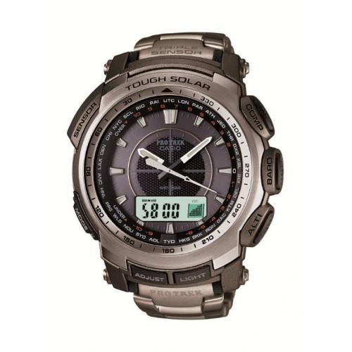 10410-Casio Titanyum Kordonlu Saat-Aşcı Saatçilik Tic. ve San. Ltd. Şti.