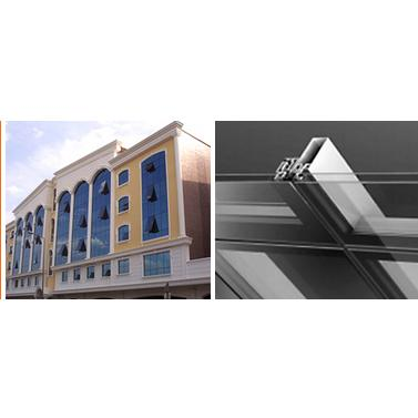 187813-Structural Silicone Curtain Wall-Aksis Grup Aluminyum Yapi Sistemleri