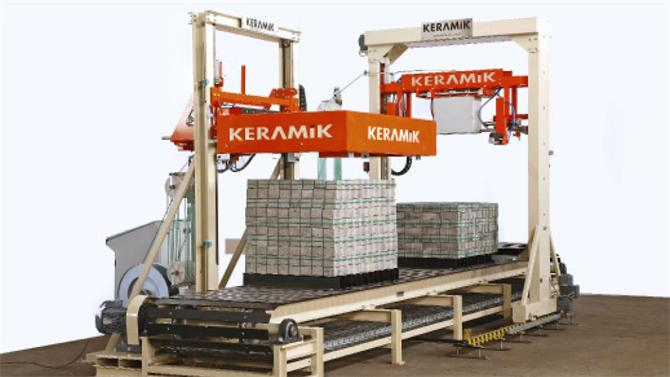 215768-Strapping Machine-Keramik Makina San. ve Tic. A.S.