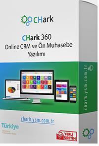 221298-CHark360 - Online CRM ve Ön Muhasebe Yazılımı-YSM Software & IT Technologies