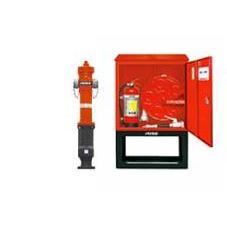 184726-Outdoor Fire Hydrants and Cabinets-Fetas Yangin Ekipmanlari Metal San Tic As