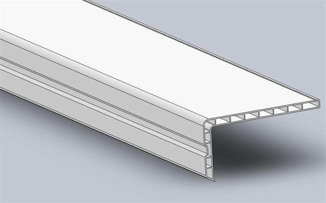 61725-60x120 cm. White Moldings-Pinar Plastik Ins. ve Gida San. ve Tic. A.S.