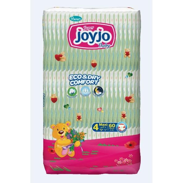 199005-Super Joyjo Advantage Package Baby Diaper-Pakten Health Products Co.