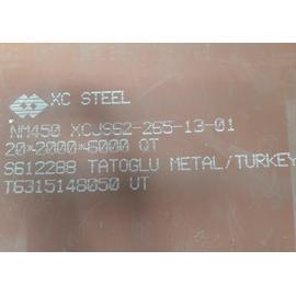 183782-High Heat and Pressure Resistant Steels-Tatoglu Metal Sanayi ve Ticaret Ltd. Sti.