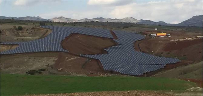 176831-GAZİANTEP- ŞAHİNBEY 2 MW Solar Power-Apak Enerji Mühendislik Taah. San. ve Tic. A.Ş.