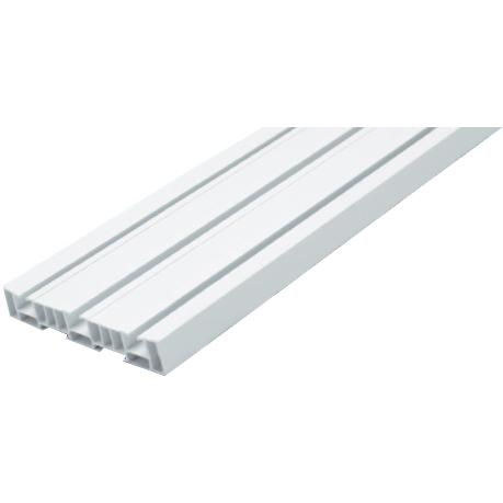 211369-Super Triple Curtain Rail-Pinar Plastik Ins. ve Gida San. ve Tic. A.S.