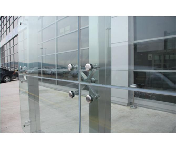 164996-Spider Holder Glass Facades-Apc Paslanmaz Tasarim