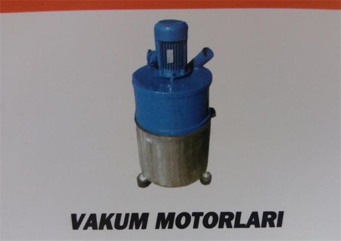 217308-Vacuum Motors-Numaksan Makine San. Tic. Ltd. Sti.