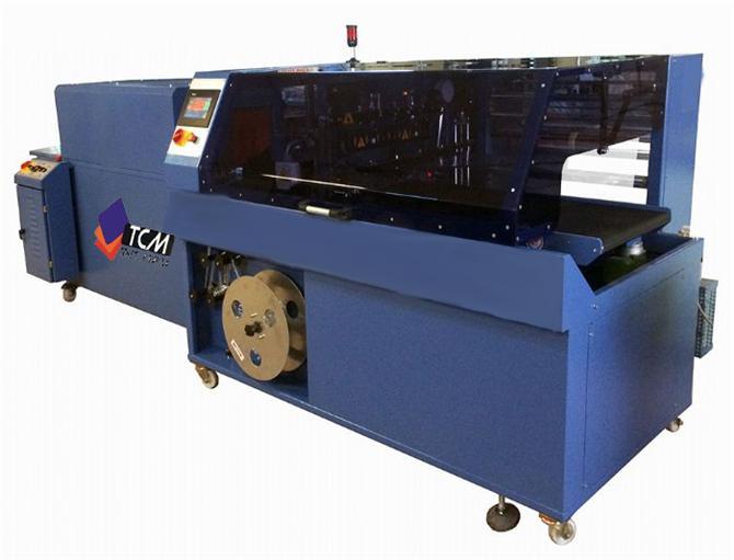 206678-TCM 500 Servolu Paper Towel Packing Machine-Tcm Tekstil Makine Insaat San. Tic. Ltd. Sti.