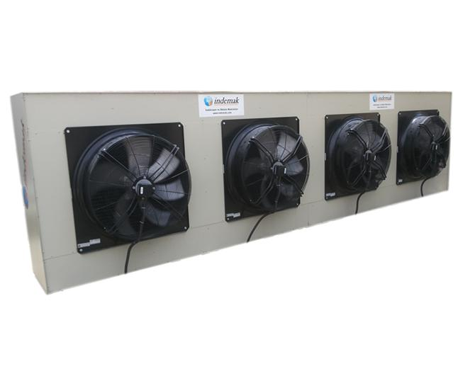 213753-Full Closed Circuit Fan Cooling System-Indemak Induksiyon Dokum Makinalari ve Insaat San. Tic. Ltd. Sti.