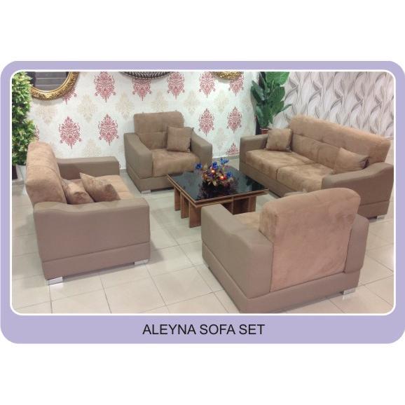 Aleyna Sofa Set Sanat Furniture Industry Ltd