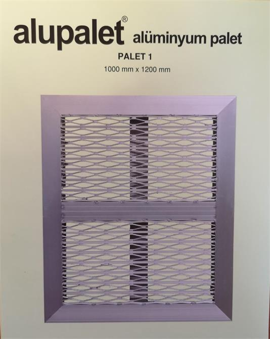232552-aluminum pallet-ARSLAN ALUMINYUM A.S