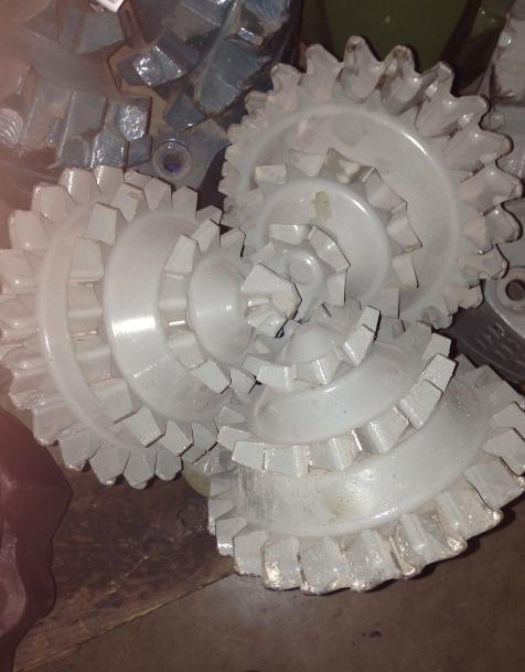 185068-Steel Tooth Drill-NMG Sondaj Malzemeleri Ltd. Sti.