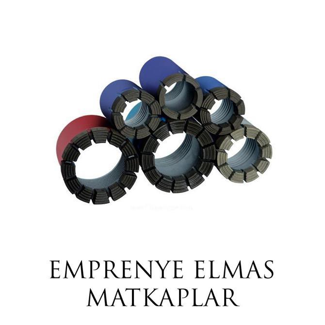 191099-Impregnated Diamond Drills-Star Paker Sondaj ve Ekipmanlari Ltd. Sti.
