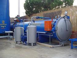 217284-Pre System Impregnation Plant-Temasan - Termik Makina San. Ltd. Sti.