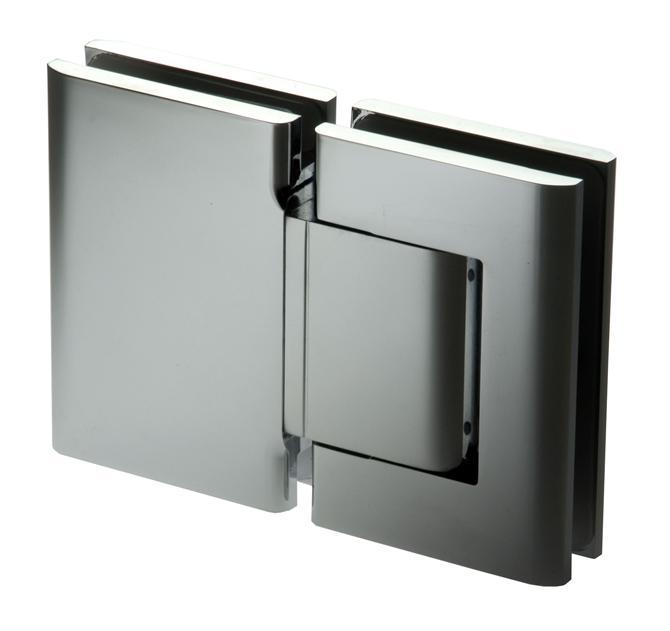 210150-Biloba 8015 Hydraulic Hinge-BM Glass Hardware