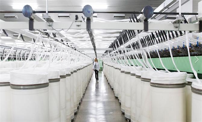 80153-Ring Spinning-Melike Tekstil San. ve Tic. A.S.