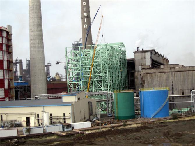 206433-Boiler Installation-Bafor Insaat Imalat Montaj Tic. ve San. Ltd. Sti.