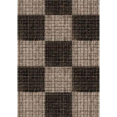 199168-Rosalinda Collection Coffee Colored Carpet-Ugur Demir Hali San. Tic. Ltd. Sti.