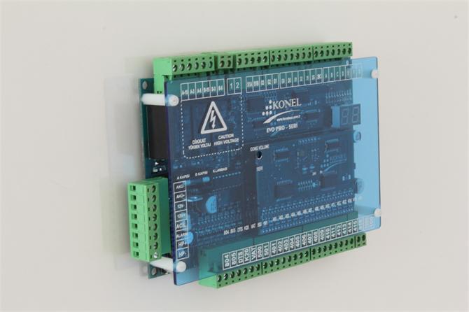 205401-Evo-Pro Serial Communication Card-Konel Arastirma Gelistirme Bilisim Otomasyon Elektronik Ve  Danismanlik Hizmetleri San.Tic.Ltd.Sti.