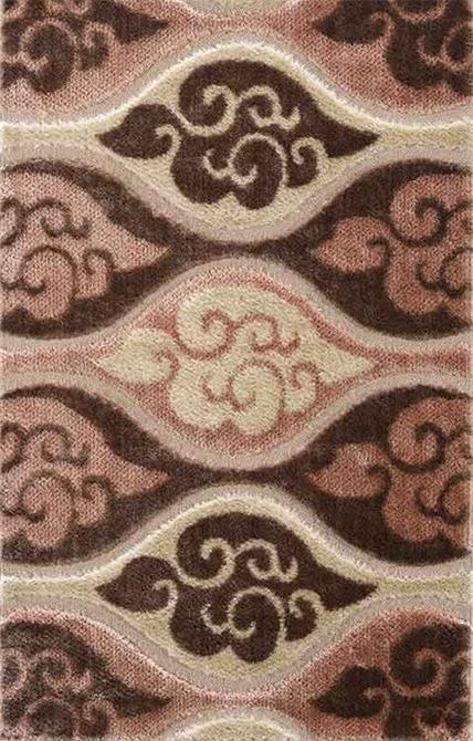 198979-Erica Twinkle Collection Brown Hairy-Ugur Demir Hali San. Tic. Ltd. Sti.