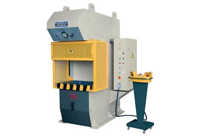 5239-Hcp | c type hydraulic presses-Sahinler Metal Makina Endustri A.s
