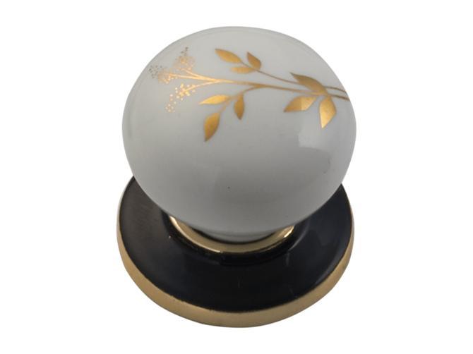 207178-3005-ALT-ST Porcelain Handle-Erkul Mutfak Banyo ve Mobilya Aksesuarlari San. ve Tic. Ltd. Sti.