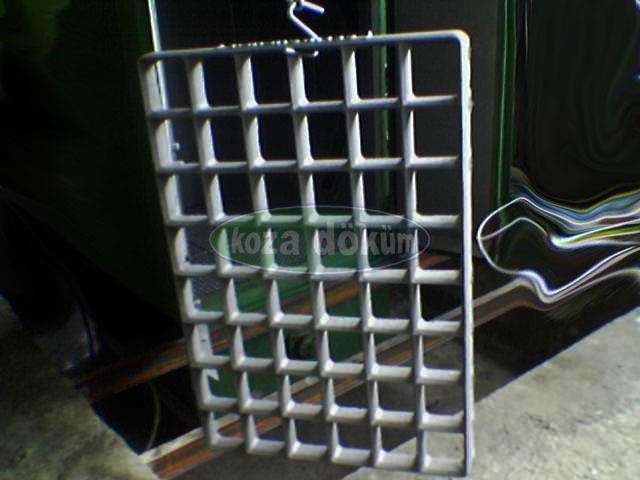 216586-Steel Casting Sieve Grill-Koza Dokum Makine Elektrik San. Tic. Ltd. Sti.