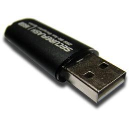 34243-SecureFlash 8GB Kriptolu Flash Bellekler-Okyanus Bilişim Teknolojileri
